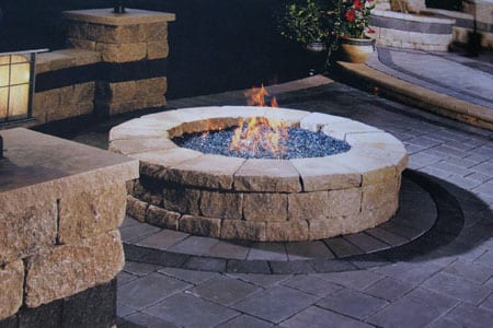 outdoor fire pit highland il