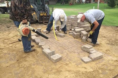 landscape contractors highland il