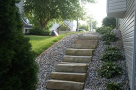landscape construction highland il