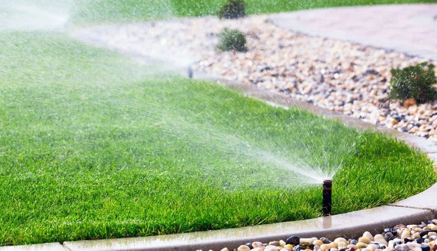 lawn sprinkler systems highland il