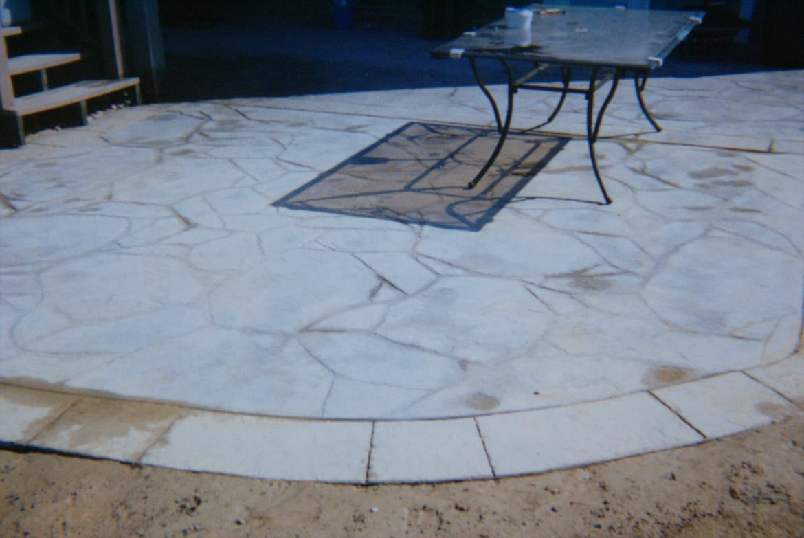stone patio highland il