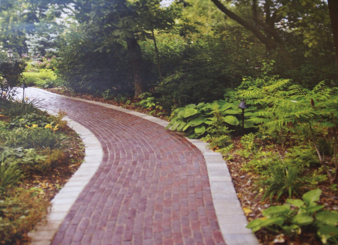brick path highland il