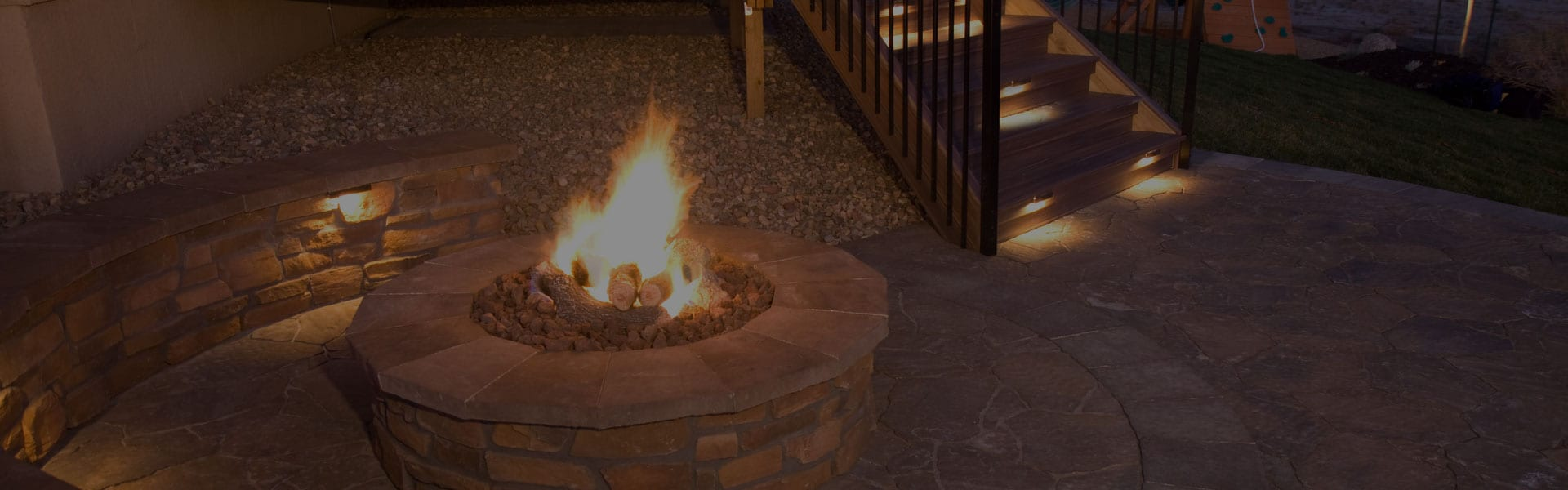 landscape lighting companies near highland il