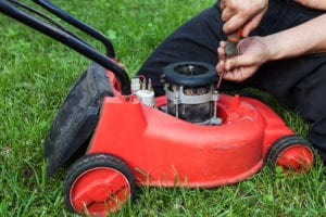 lawn maintenance highland il