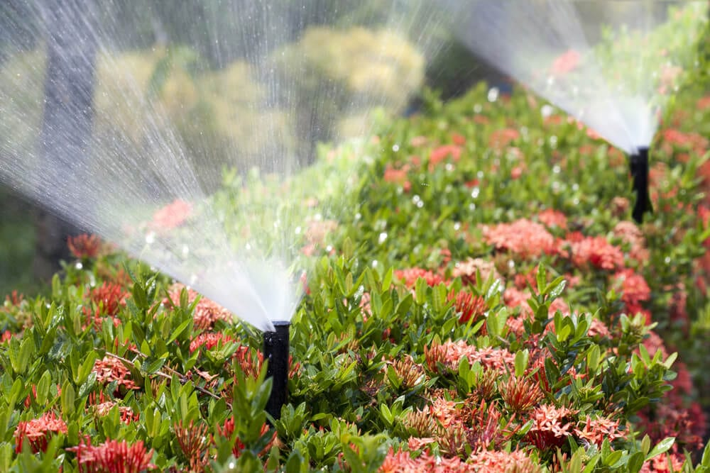 residential irrigation systems alton il