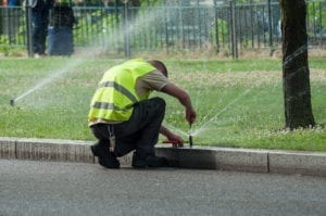 inspecting your sprinklers in waterloo illinois