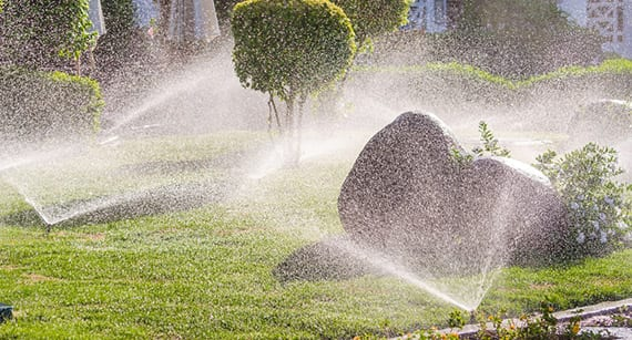 sprinkler systems highland il